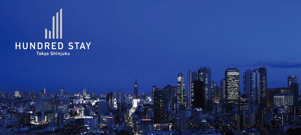 Shinjuku Serviced Apartments Amp Hotel Hundred Stay Tokyo